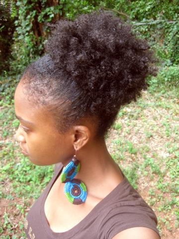 Jheri Curl Hairstyle London Loothing 2011