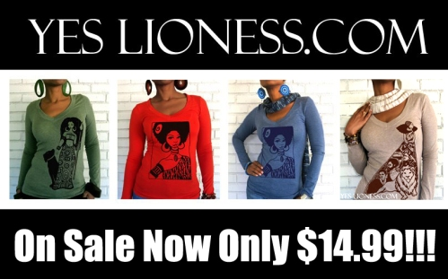YES LIONESS WINTER CLEARANCE SALE ON NOW!!!