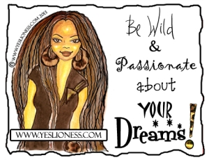 Wildest Dreams by Yes Lioness fw