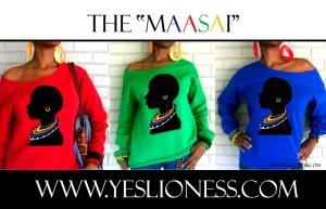 Maasai Collection Ad