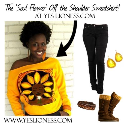 Soul Flower polyvore