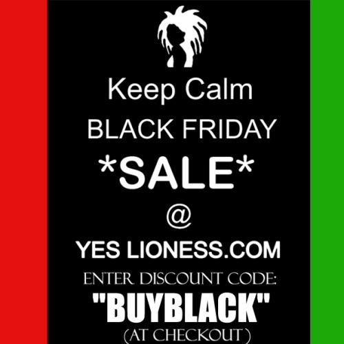 BLACK FRIDAY MEGA SALE & DISCOUNT CODE!!!