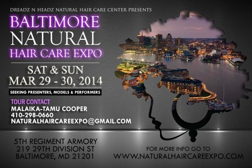 YES LIONESS AT BALTIMORE NATURAL HAIR EXPO THIS WEEKEND!!!