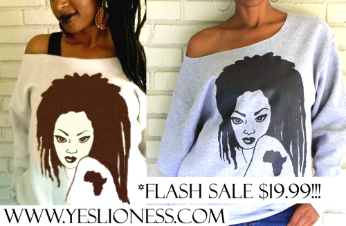 Dawta sweatshirt by www.yeslioness.com